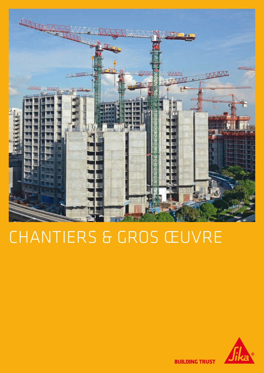Chantiers & Gros Oeuvre